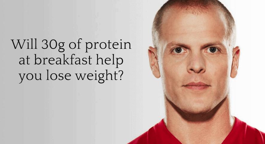 tim ferriss 30 g protein satiety