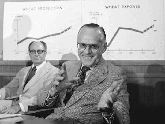 Nixon's farm bill